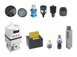 Pneumatic Air Filter Regulator Accessories Series