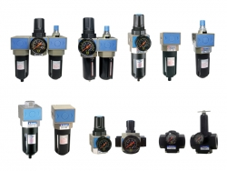 U series Filter Regulator Lubricators