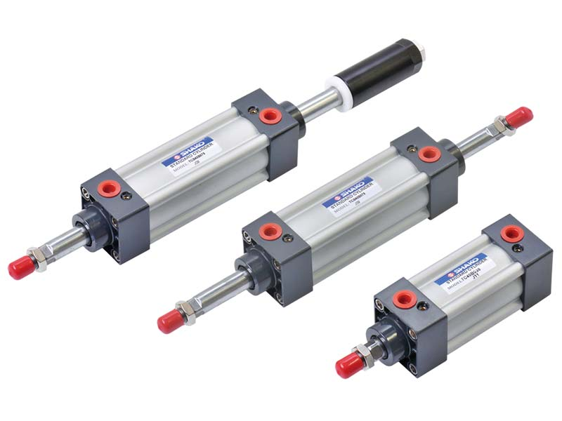 IC Double Acting 100mm ISO6431 Standard Cylinder