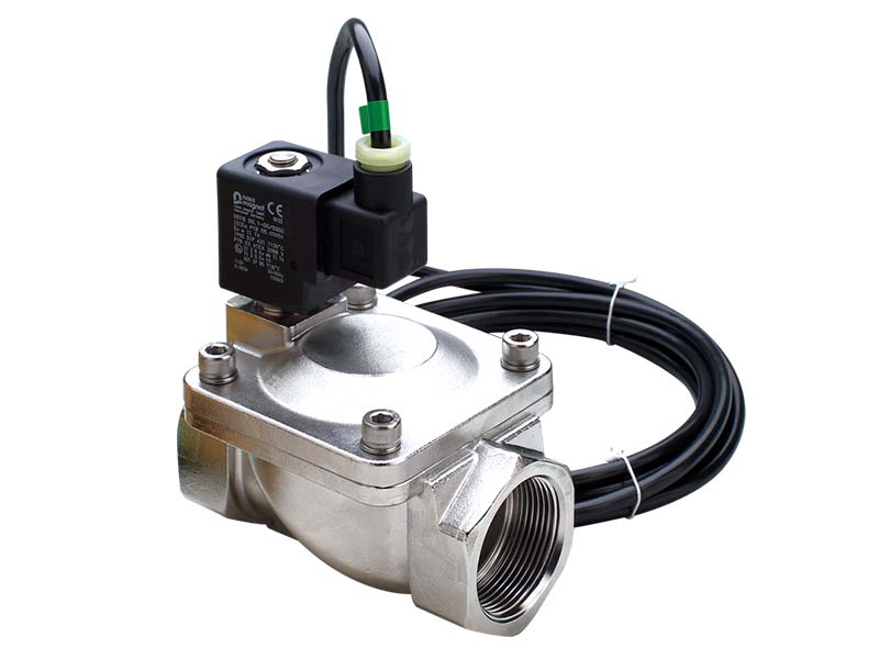 SPU225A 2/2 Way Stainless Solenoid Valve