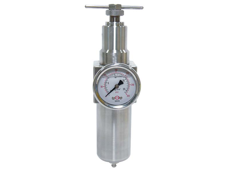 316 Stainless Air Filter Regulator