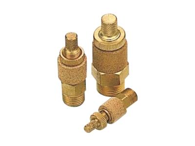 銅調速排氣消音器