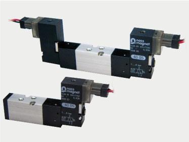 PM521 Model 24V Pneumatic Solenoid Valves