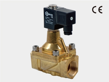 2/2 WAY SOLENOID VALVE (Steam series, Pilot acting)