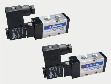 5/2 WAY EXTERNAL PILOT SOLENOID VALVE