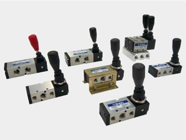 5/2 Way Hand Control Valves   TSV8652/TSV9652 Series