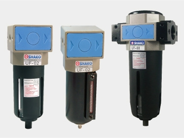 UF Model Pneumatic Filters