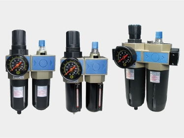 UFR/L Model Filter Regulator and Lubricator (FRL) Unit
