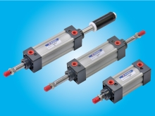 Double Acting 32mm ISO6431 Standard Air Cylinder