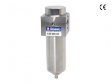 SSF200 Pneumatic Filter Unit Stainless Steel