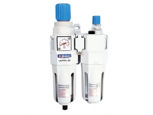 UC series 1-0-2 | FRL Unit in Pneumatic System