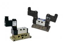 5/2 WAY ISO 系列電磁閥