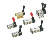 TSV8652 / TSV9652系列5/2Way手控閥