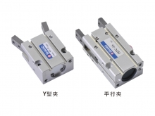 HYC/HPC Model Mini Pneumatic Chucks