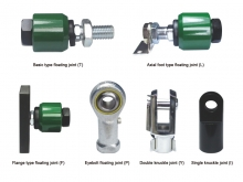 Rod End Joints And Accessories