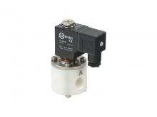 2/2 WAY 直動式耐酸鹼閥(電控)