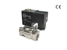 2/2 WAY 零壓差引導式電磁閥(不銹鋼)