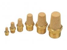 銅頭消音器
