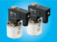 2/2 WAY SOLENOID VALVE (Anti-acid & Alkali series, Direct acting)