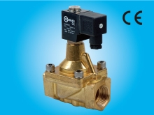 2/2 WAY SOLENOID VALVE (High pressure series,pilot acting)