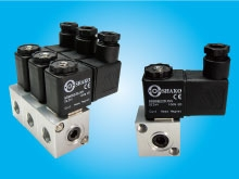 3/2 WAY DIRECT SOLENOID VALVE