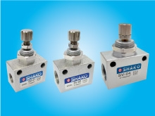 SPEED CONTROL VALVE(PRECISE TYPE)