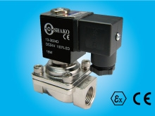 2/2 WAY SOLENOID VALVE (Assisted lift)