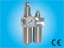 STAINLESS STEEL SUS316 F.R.L COMBINATION
