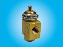 2/2, 3/2 WAY Mechanical Valve